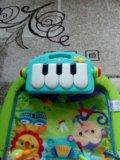 Музыкальный развивающий коврик. Фото 2.