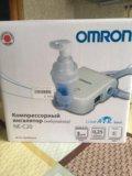 Небулайзер omron. Фото 1.