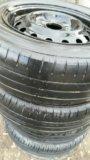 Колеса на ниссан альмера классик r14. Фото 2.