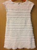 Платье zara. рост 116. Фото 1.