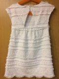 Платье zara. рост 116. Фото 2.