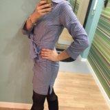 Платье-рубашка новое. Фото 2.