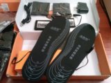 Стельки с подогревом (термостельки) и аккумуляторы. Фото 3.