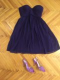 Новое шелковое платье. Фото 1.