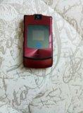 Телефон motorola razr v3. Фото 2.