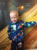 Ветровка летняя на мальчика. Фото 3.