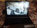 Acer ноутбук. Фото 1.