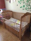 Кровать-маятник. Фото 2.