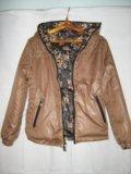 Двухсторонняя, демисезонная куртка для беременных. Фото 2.
