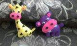 Игрушки из фетра. Фото 4.