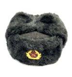 Шапка ушанка военная шапка солдатская ссср. Фото 2.
