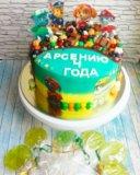 Торты и сладости на заказ. Фото 3.