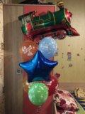 Воздушные шарики от 33 руб. Фото 4.