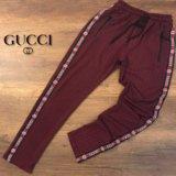 68d3f2bba946 Спортивные штаны брюки Gucci Гуччи новые.Вишневые – купить в Санкт ...