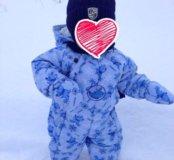 Зимний комбинезон Lummie