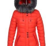Зимняя куртка 42-44 р-р