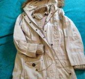 Куртка-плащ Mango