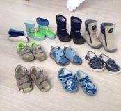 Детская обувь 21-24 размер