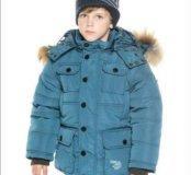 Зимний костюм Mes Ami , на 2-3 года