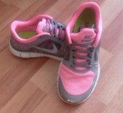 Кроссовки Nike free 5.0