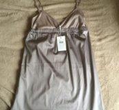 Платье шёлковое (новое)