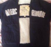 Куртка Abercrombie на меху