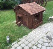 Будка для собаки raccoon crafts