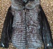 Куртка на осень, теплую зиму.