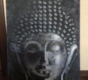 Картина Будда с острова Бали