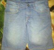 Шорты для мальчика джинсовые (140 р.)