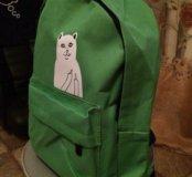 Новый рюкзак с Котом