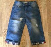 Шорты джинсовые 156-164