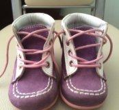 🌸 Ботинки Castler демисезонные, р.19 (12 см)