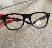 очки- муляж