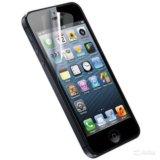 Комплект пленок (Перед/Зад) для iPhone 4/4S