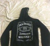 Кофта с логотипом Jack Daniels