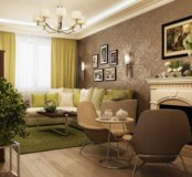 Обделка квартир и коттеджей