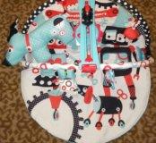 Игровой-развивающий коврик