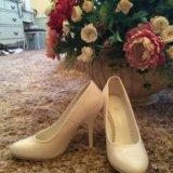 Туфли свадебные размер 37