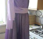 Платье нарядное 134-140(8-10 лет)