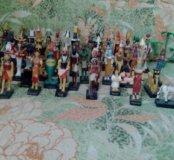 Коллекция египетских богов
