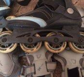Роликовые коньки К2