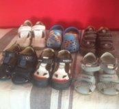 Обувь для мальчика 19-24