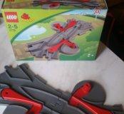 Lego duplo стрелки