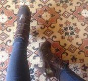 Шоколадные ботиночки