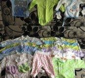 Одежда от 0 до 6 месяцев