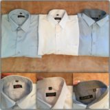 Рубашки (длинный рукав)