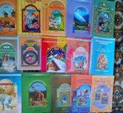 Учебники с 1-6 класс