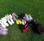 Обувь для девочки 25-35 р. От 400 руб.