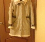 Осеннее пальто Ostin 36 размер
